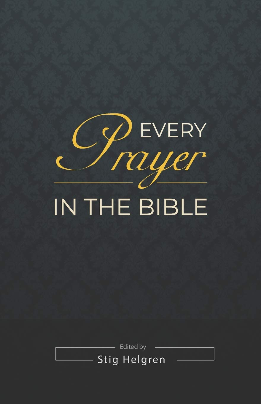 The cover of Every Prayer in the Bible.