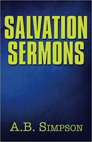 The cover of Salvation Sermons